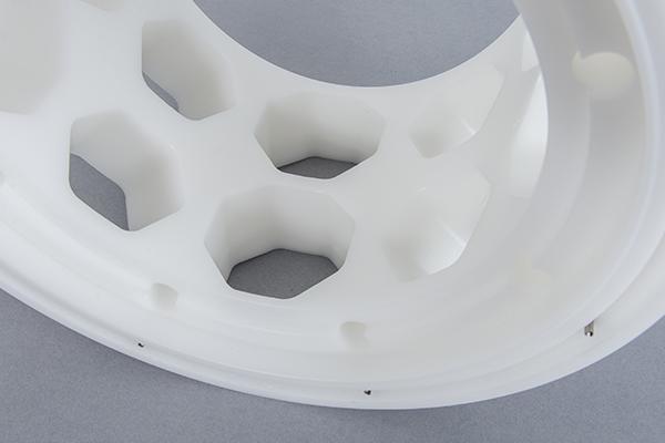 Polyethylene gaskets