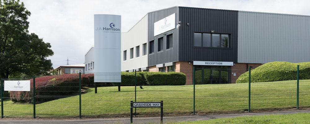 J A Harrison building
